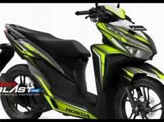 Modifikasi Vario 2018 by Modif Striping Honda Vario Terbaru 2018