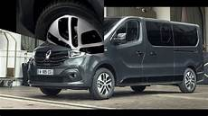 Renault Trafic 2018 - 2018 renault new trafic spaceclass concept