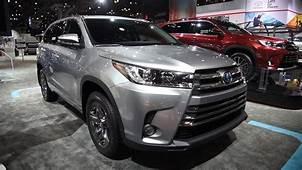 2019 Toyota Highlander Se Sport Towing Capacity