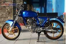 Honda Tiger 2000 Modif Simple by Modifikasi Honda Tiger 2000 Banjarnegara Cebe Style