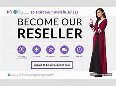Reseller Program   Fashion Clothing Distributor : Ezytred