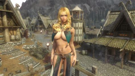Sexy Armor Mod Skyrim