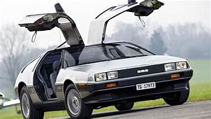 Revived DeLorean DMC Set To Receive New And More Powerful