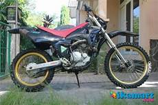 Modifikasi Scorpio Z 2007 by Dijual Yamaha Scorpio Z 2007 Modifikasi Trail Se Motor