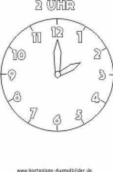 Uhr Malvorlagen Malvorlagen Ausmalbilder 2 Uhr Ausmalbilder