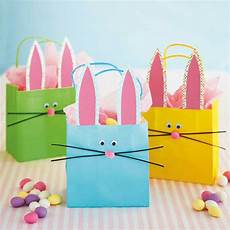 Take These Bunny Gift Bags On A Easter Egg Hunt