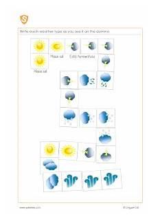 weather domino worksheets 14528 2 weather dominoes