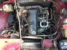 1991 lada niva 1600 1 6l engine top view on the 1 6l