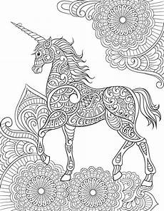 mandala coloring pages unicorn 17978 new coloring pages only coloring pages
