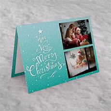 photo upload christmas card very merry christmas card factory