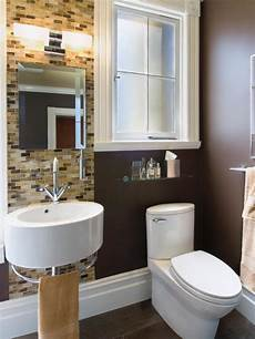 bathroom renovations ideas small bathrooms big design hgtv