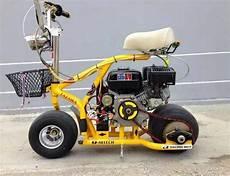 Modifikasi Motor Mini by 3 Modifikasi Motor Kecil Yang Menggunakan Mesin Kapal