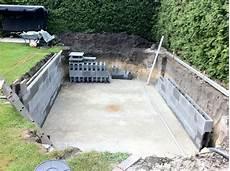 Pool Mauern Oder Betonieren - step by step ovalpool 600x320x150 seite 7
