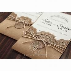 Lace Wedding Invitations Australia