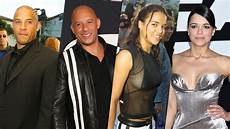 Fast And Furious Cast Carpets Through The Franchise