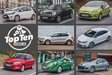 Top Ten Einsteiger Autos Bis 5 000 Ratgeber