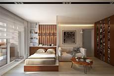 Desain Interior Kamar Yang Cocok Untuk Ruangan Sempit