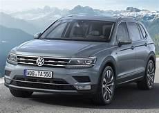 2019 Volkswagen Tiguan Review Release Date Design