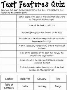 nonfiction text features chart best of this reading mama pinterest text features