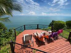 dominical ocean front vacation rental pool air conditioning