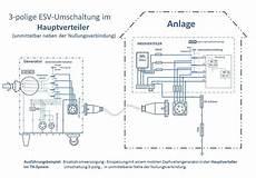 schaltplan unterverteiler wiring diagram