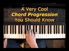 unique chord progressions a cool chord progression you can play