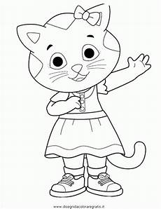 daniel tiger coloring page 2 coloring pages for kids