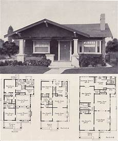 1920 bungalow house plans 1920s bungalow forward gable cottage style plan no l
