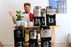die besten kaffeemaschinen mit mahlwerk im test 2019