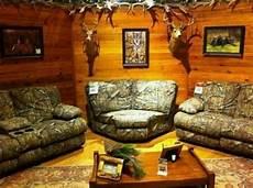 Camo Living Room Decor