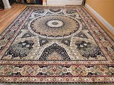 silk rugs silk rugs 8x10 qum knotted fringes 5x8