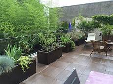 terrasse et balcon paysagiste 75 apex paysage