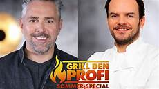 Grill Den Henssler Rezepte - quot grill den profi sommer special quot bei tv now im vox live