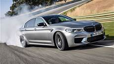 2019 bmw m5 competition race track test youtube
