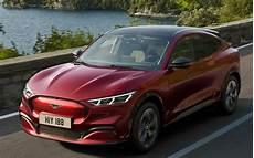 Elektrische Ford Mustang Mach E Blijft Net Onder De 50 000