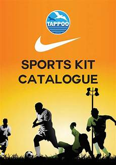 nike catalogue pdf nike sports catalogue by tappoo issuu