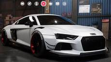 Need For Speed Payback Audi R8 V10 Plus Customize