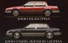 1990 buick electra around 20 grand the american near luxury sedans of 1990