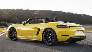 2018 Porsche 718 Boxster GTS Quick Spin Driving Review