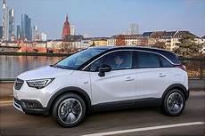 Opel Crossland X Gebraucht - opel crossland x gebraucht g 252 nstig kaufen