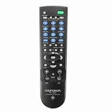 Chunghop 1880e Universal Remote Controller by Chunghop Rm139ex Universal Replacement Remote For