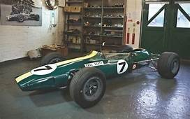Jim Clarks Lotus 33 On Public Display For The First Time