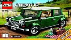 10242 lego mini cooper creator expert booklet
