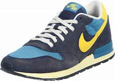 nike air epic shoes blue yellow
