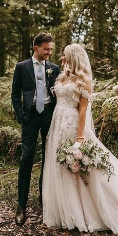 12 Barnyard Wedding Dresses To Inspire Any