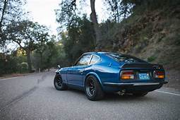 This Nissan Fairlady 240Z L Is A Rare Japanese Survivor