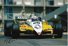 Alain Prost Signed Equipe Renault F1 12x8 Photo