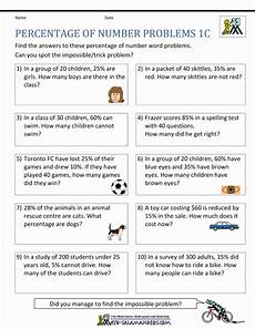 decimals word problems worksheets grade 6 percent problems worksheet homeschooldressage