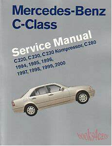how to download repair manuals 2007 mercedes benz cls class seat position control mercedes c class shop manual service repair book robert
