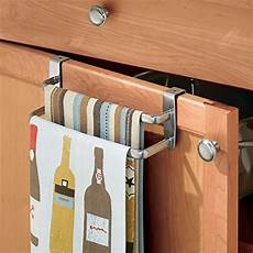 Kitchen Towel Holder by Mdesign The Cabinet Kitchen Dish Towel Holder With